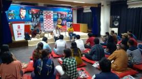 """Singing Workshop """"Aawaj Aur Saaz"""" by renowned trainer and singing guru Sanjay Vidyarthi"""