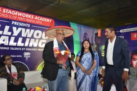 Bollywood Calling T-Series StageWorks Academy, successfully organized a career seminar at its