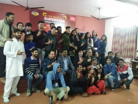 T-Series Stageworks in collaboration with Radio SD 90.8 FM Organised Workshop