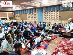 Exclusive Singing Workshop by renowned Music Director Sanjay Vidyarthi.