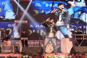 Live Bollywood With Soulful Sufi NIght by TSA Students At Greater Noida