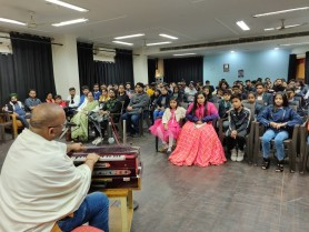 Singing Workshop by Renowned Music Director  Sanjay Vidharthi