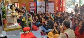 Sarswati Puja at T-Series Stageworks Academy